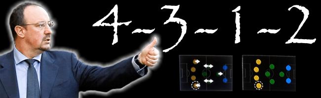 4-3-1-2