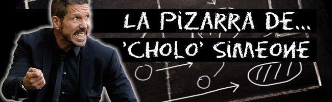 La Pizarra de...Cholo Simeone