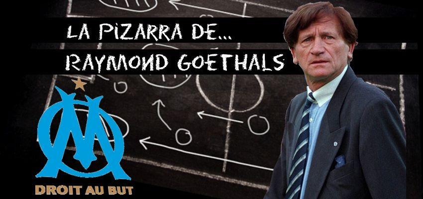 Personaliza tu Fifa 20 como… La pizarra de Raymond Goethals y el Olympique de Marseille 1993