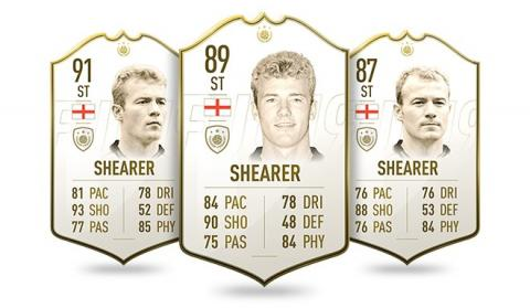 Shearer - Icono Fifa 20