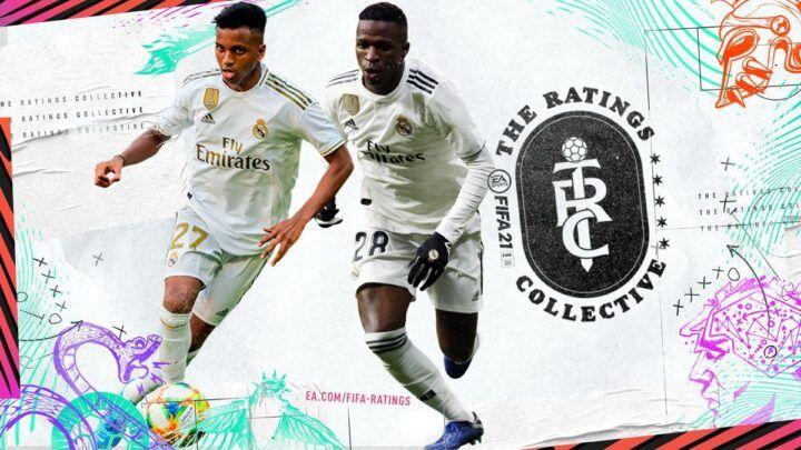 Vinicius y Rodrygo… Análisis Fifa 21