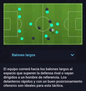 Estilo Ofensivo Balones Largos Fifa 21