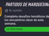 Partidos de Marquesina Fifa 21