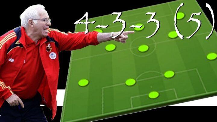 Táctica 4-3-3 (5)… Actualizamos la Guía de Tácticas y Formaciones Personalizadas Fifa 21